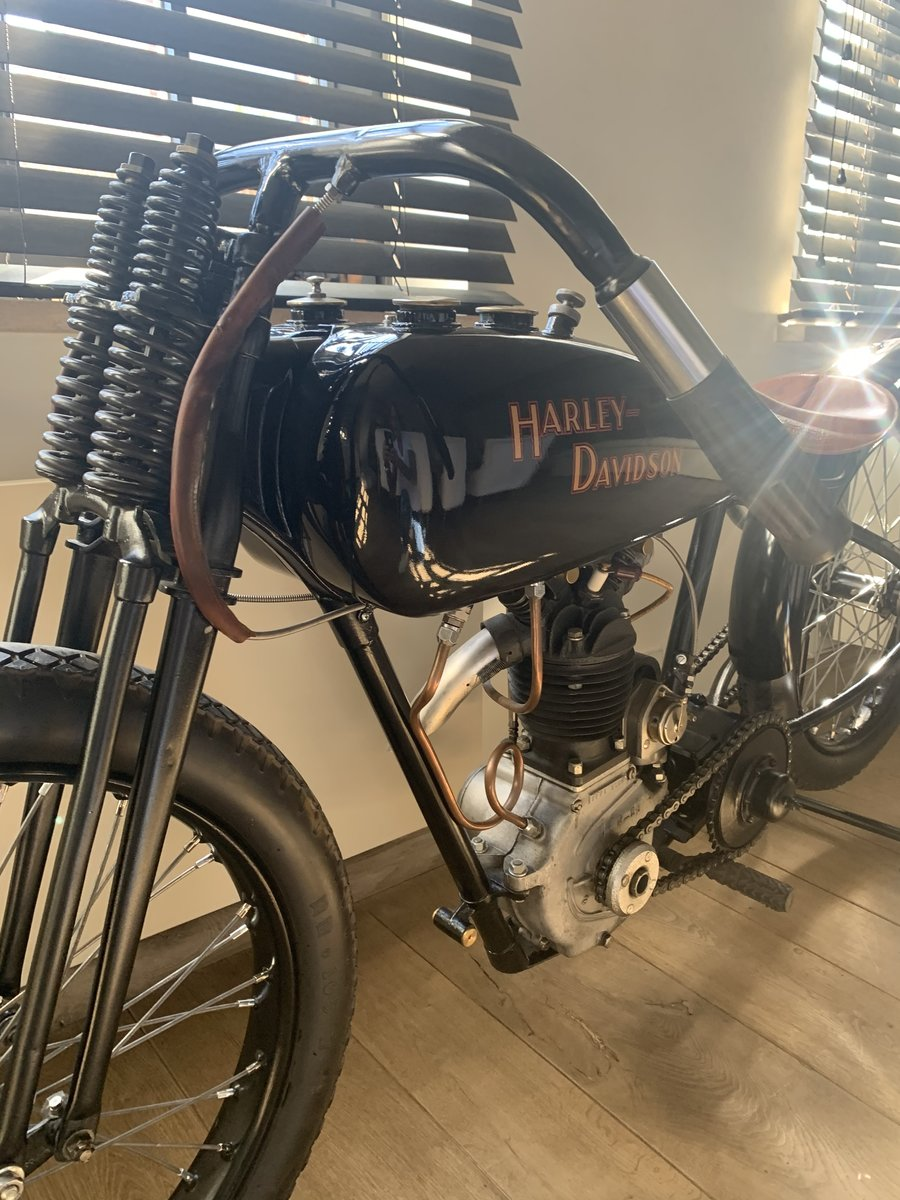 1928 Restored Harley  board tracker For Sale (picture 5 of 5)