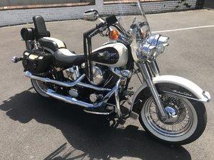 Harley Davidson. Softail  Nostalgia .Cowglide