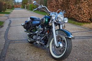 Harley-Davidson Heritage Nostalgia Softail 1340cc