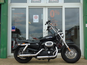 Harley-Davidson XL1200 Custom 2013 Only 4700 Miles
