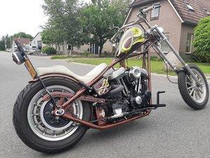 Goosester harley chopper