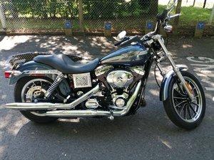 2003 Harley davidson dyna low milage.