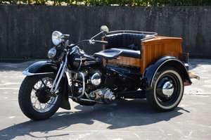 Picture of 1949 (1061) Harley Davidson Servicar 750 G For Sale