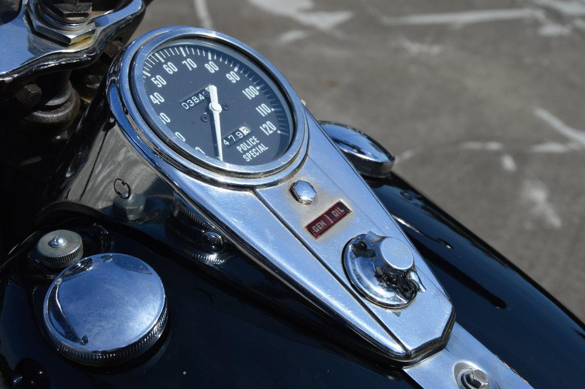 1949 (1061) Harley Davidson Servicar 750 G For Sale (picture 4 of 6)