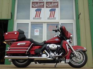 2012 Harley-Davidson FLHTC Electra Glide Ultra 1690cc 1 Owner For Sale