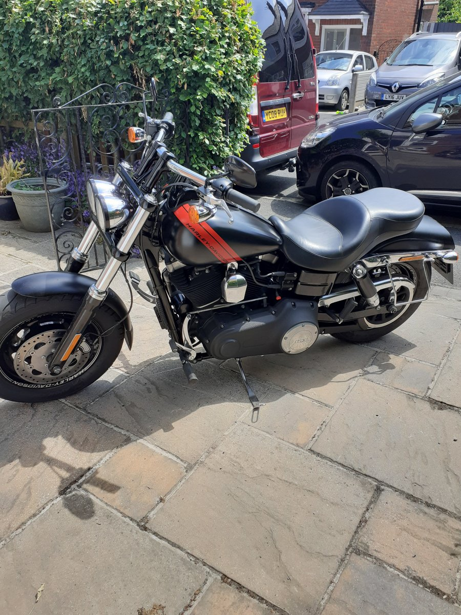 2015 Harley-Davidson FATBOB. 1690. For Sale (picture 2 of 5)
