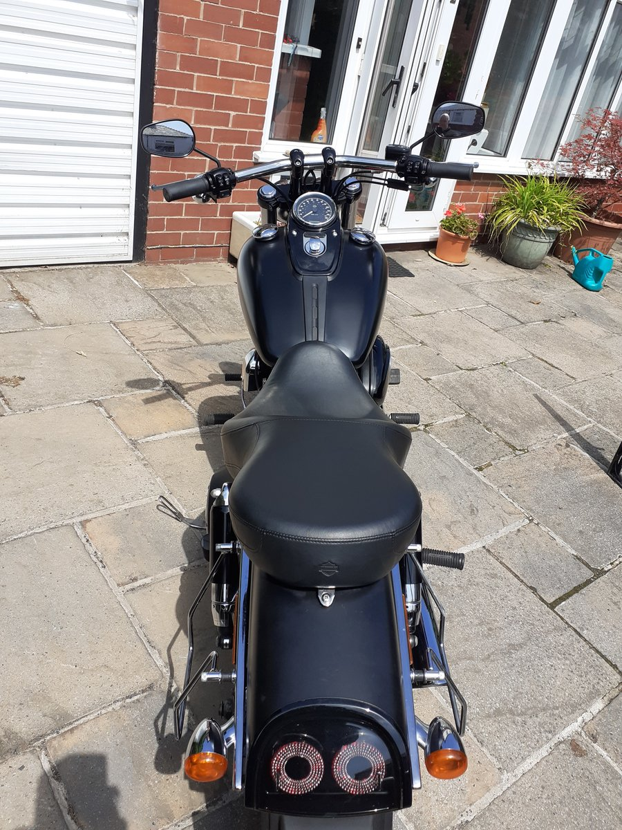 2015 Harley-Davidson FATBOB. 1690. For Sale (picture 4 of 5)
