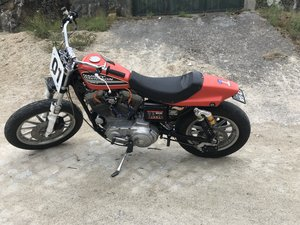 Harley Davidson XLH 883 R