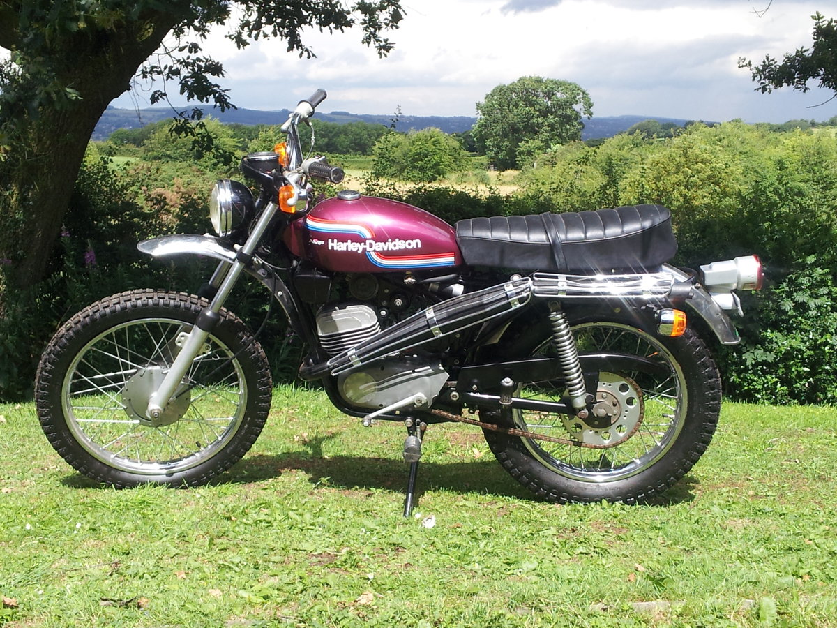 1974 AMF 125cc historical vehicle For Sale (picture 5 of 6)
