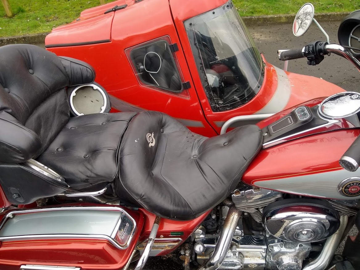 1999 Harley Davidson with Sidecar for auction 16th-17th July SOLD by Auction (picture 6 of 6)