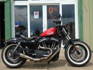 2011 Harley-Davidson XL 1200 X FORTY EIGHT 48 Mega Spec