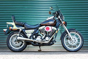 1993 Harley-Davidson 80ci FXSR-SP Low Rider Sport