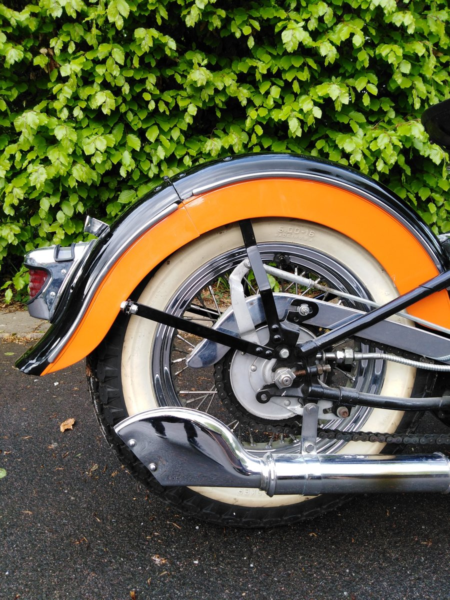 1942 Fine example of Harley SOLD (picture 4 of 6)