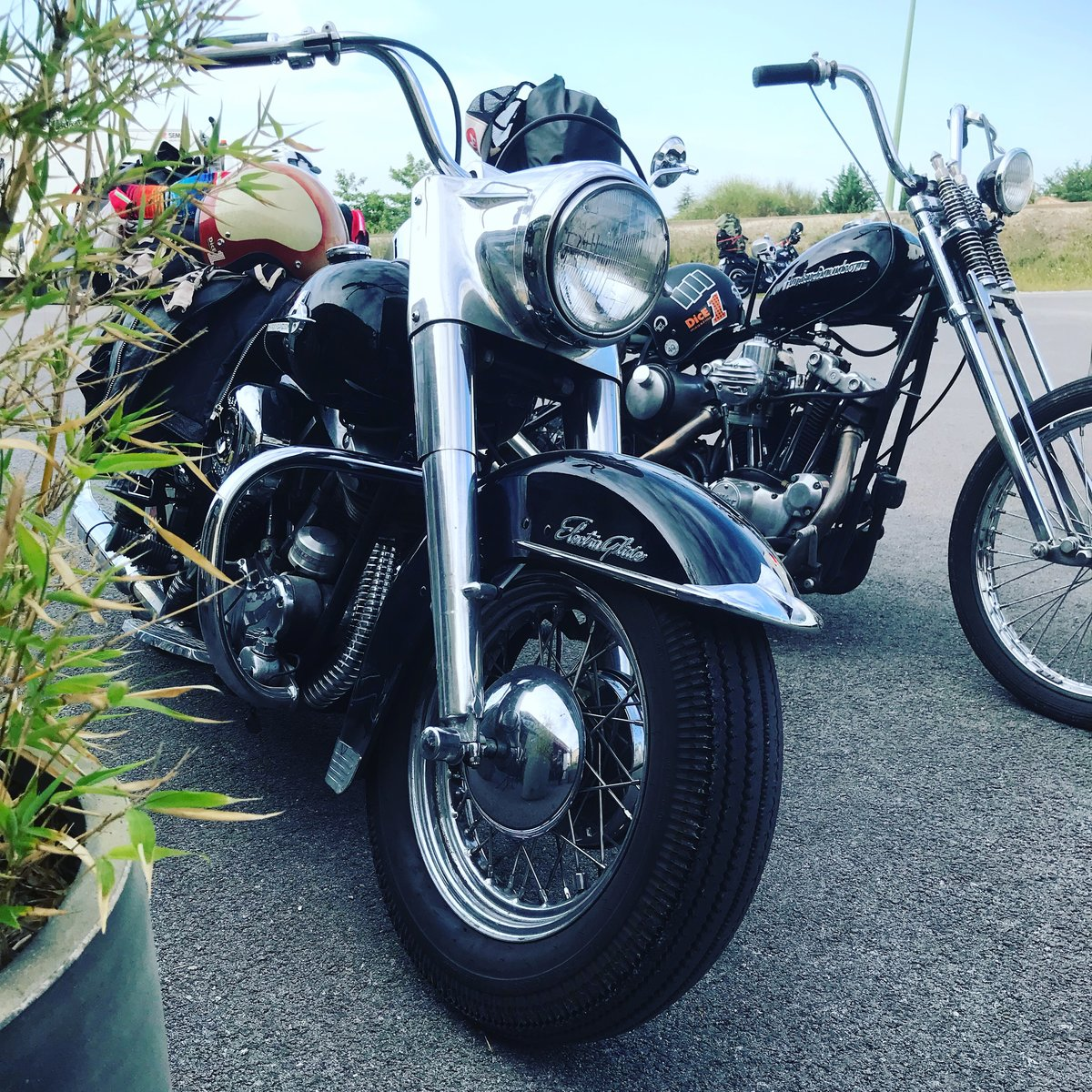 1966 Earlyshovel Electraglide  For Sale (picture 1 of 5)