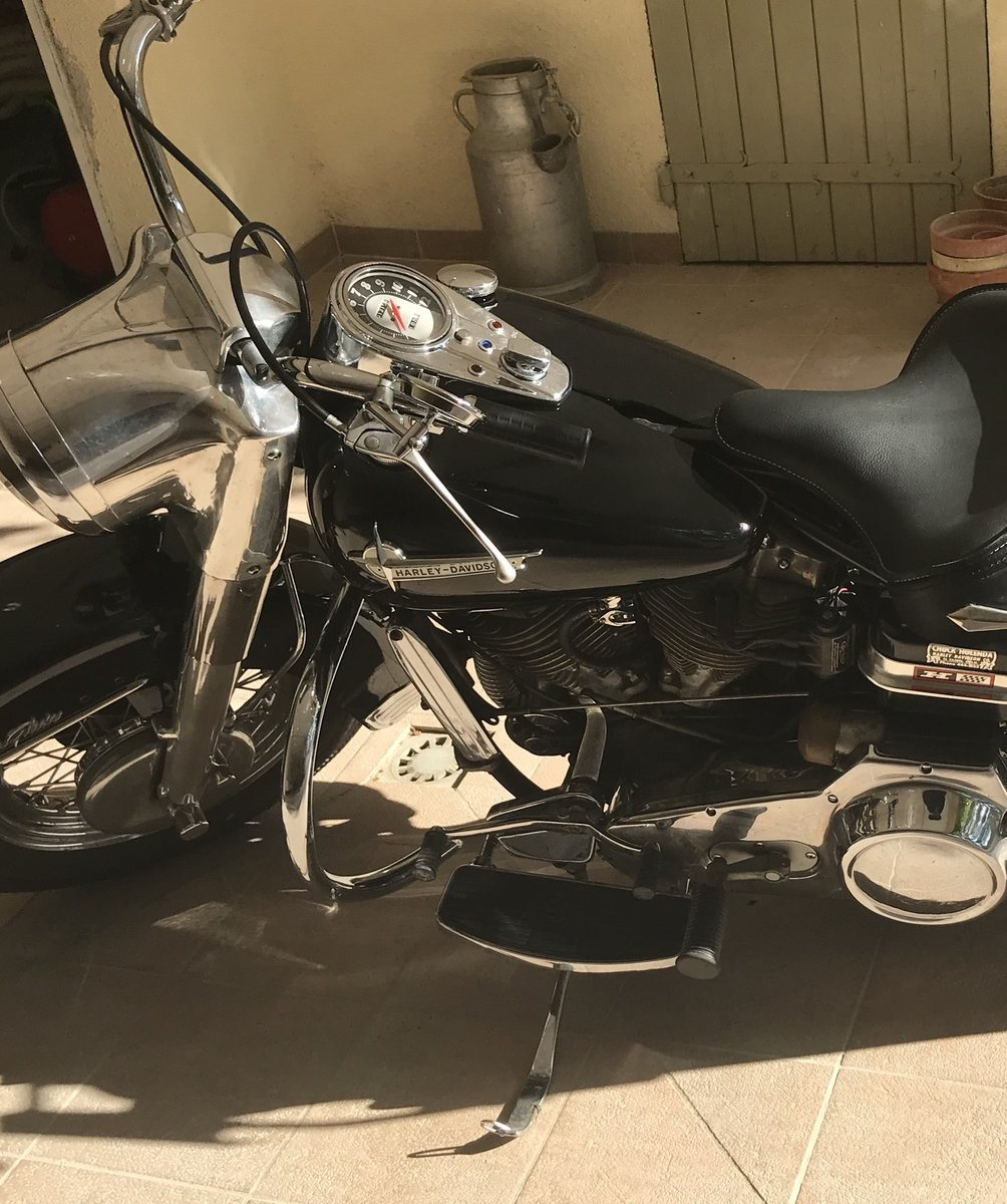 1966 Earlyshovel Electraglide  For Sale (picture 4 of 5)