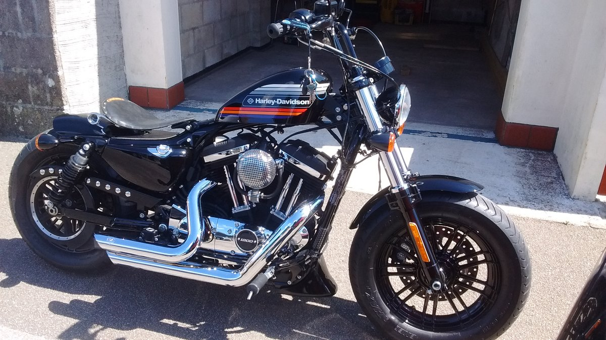 2018 Bobber 48 For Sale (picture 1 of 6)