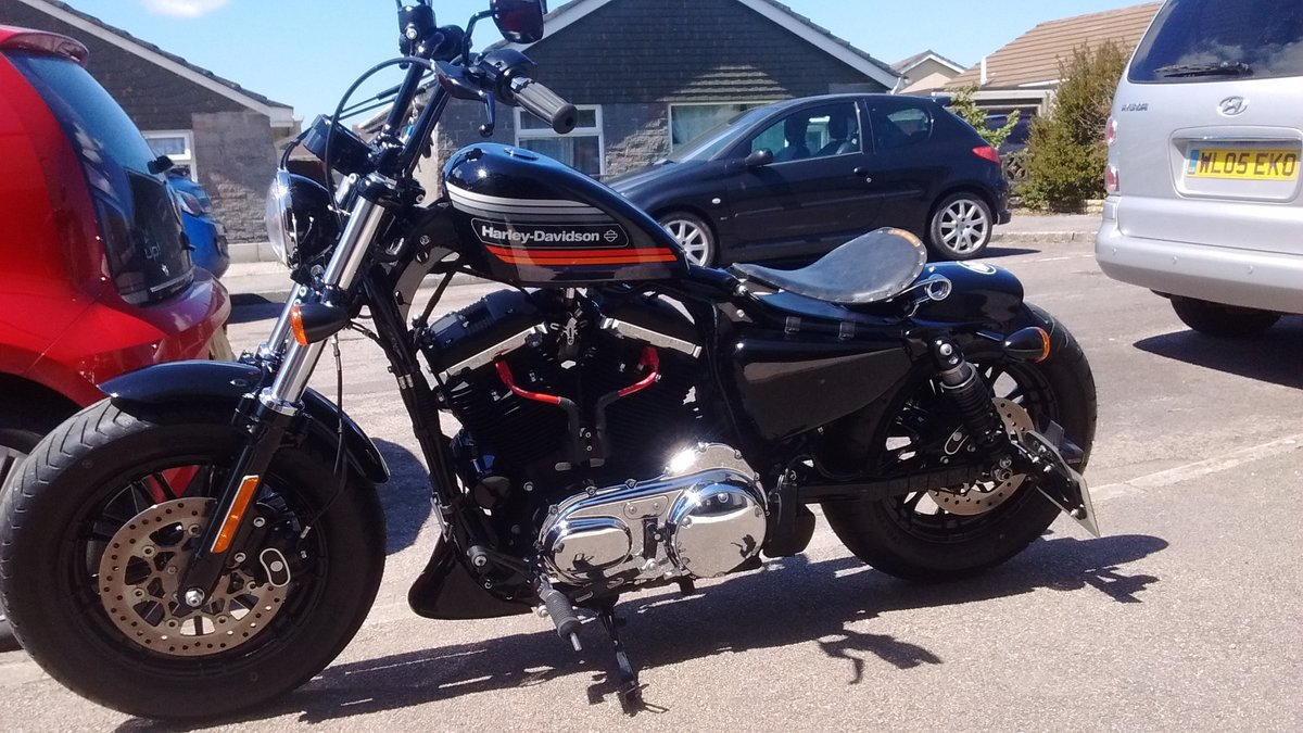 2018 Bobber 48 For Sale (picture 3 of 6)
