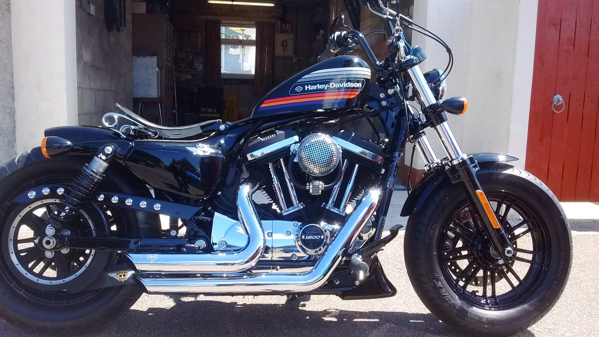 2018 Bobber 48 For Sale (picture 5 of 6)