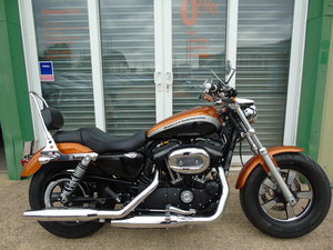 Harley-Davidson XL1200 Ltd CA Custom Sportster 2017 ABS