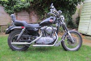 1982 HARLEY DAVIDSON 1,000CC XLH SPORTSTER (LOT 373)