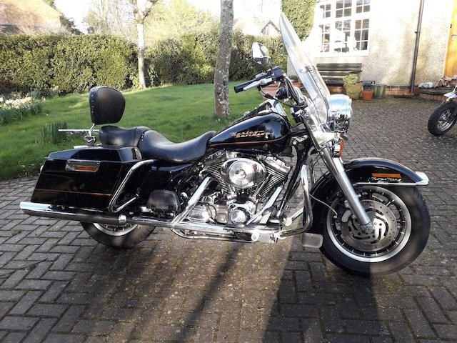 2001 HARLEY-DAVIDSON 1,340CC FLHR ROAD KING (LOT 374) SOLD by Auction (picture 1 of 1)