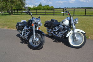 2002 Harley Davidson FLSTi Fatboy
