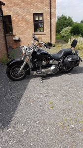 1994  Harley Heritage Softail  Clitheroe in Lancs