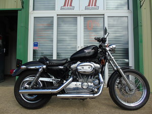 Harley-Davidson XLH 883 Sportster Great Spec, Stage 1