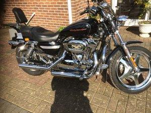 2005 Harley 1200cc Sportster