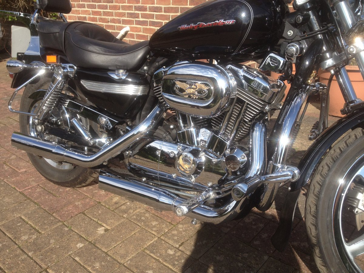 2005 Harley 1200cc Sportster For Sale (picture 5 of 6)