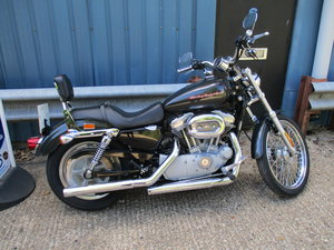 Harley Davidson XL883 Custon 2008 9kmiles