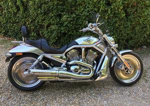 Harley Davidson V-Rod VRSCA 100th Anniversary