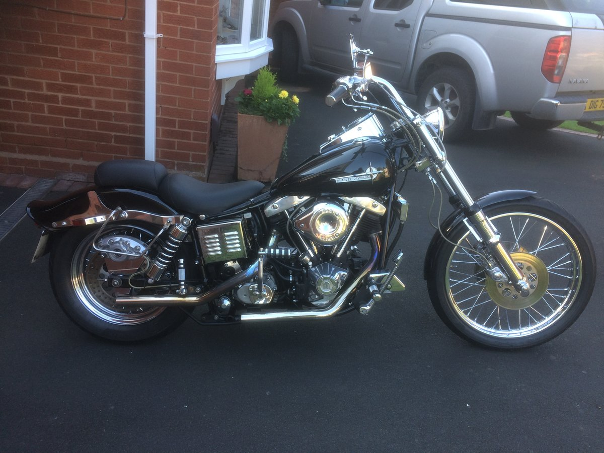 1982 Harley Davidson FXWG Wide Glide. For Sale (picture 2 of 5)