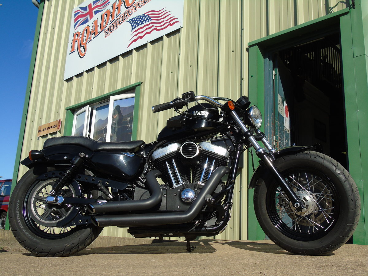 2015 Harley-Davidson XL 1200 X FORTY EIGHT 48 Mega Spec For Sale (picture 1 of 6)
