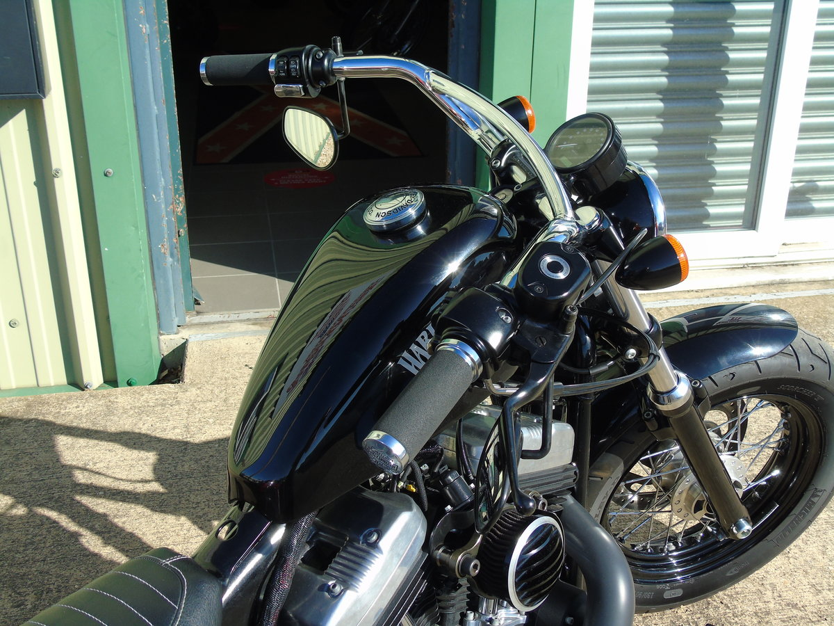 2015 Harley-Davidson XL 1200 X FORTY EIGHT 48 Mega Spec For Sale (picture 3 of 6)