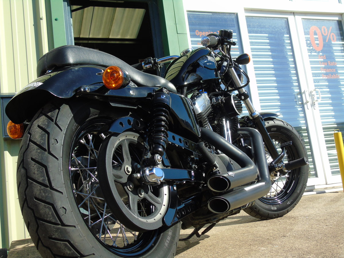 2015 Harley-Davidson XL 1200 X FORTY EIGHT 48 Mega Spec For Sale (picture 5 of 6)