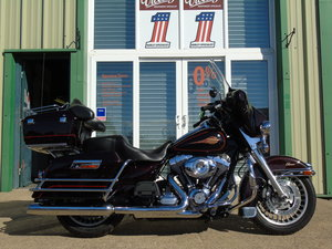 2011 Harley-Davidson FLHTC Electra Glide Classic 103 1690cc ABS