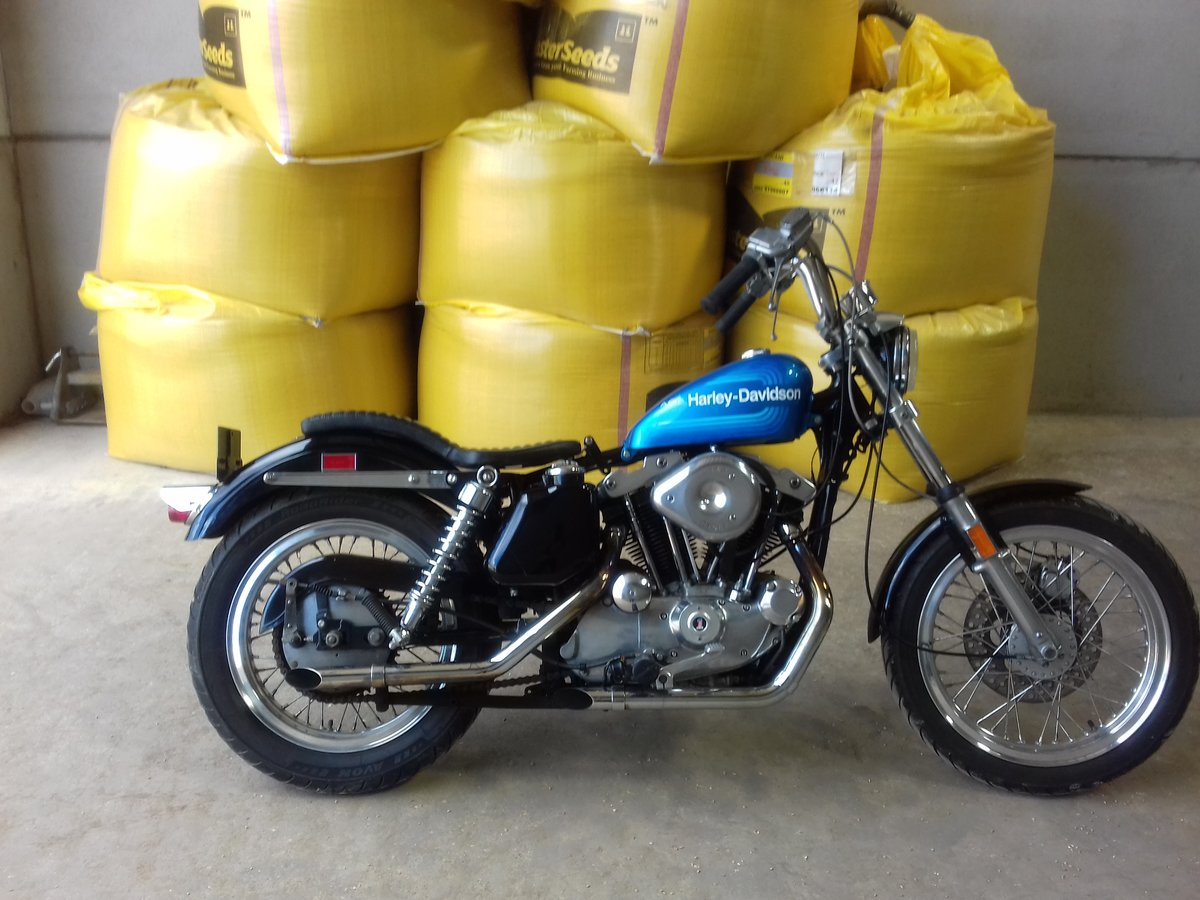 1976 Harley Davidson ironhead For Sale (picture 2 of 6)