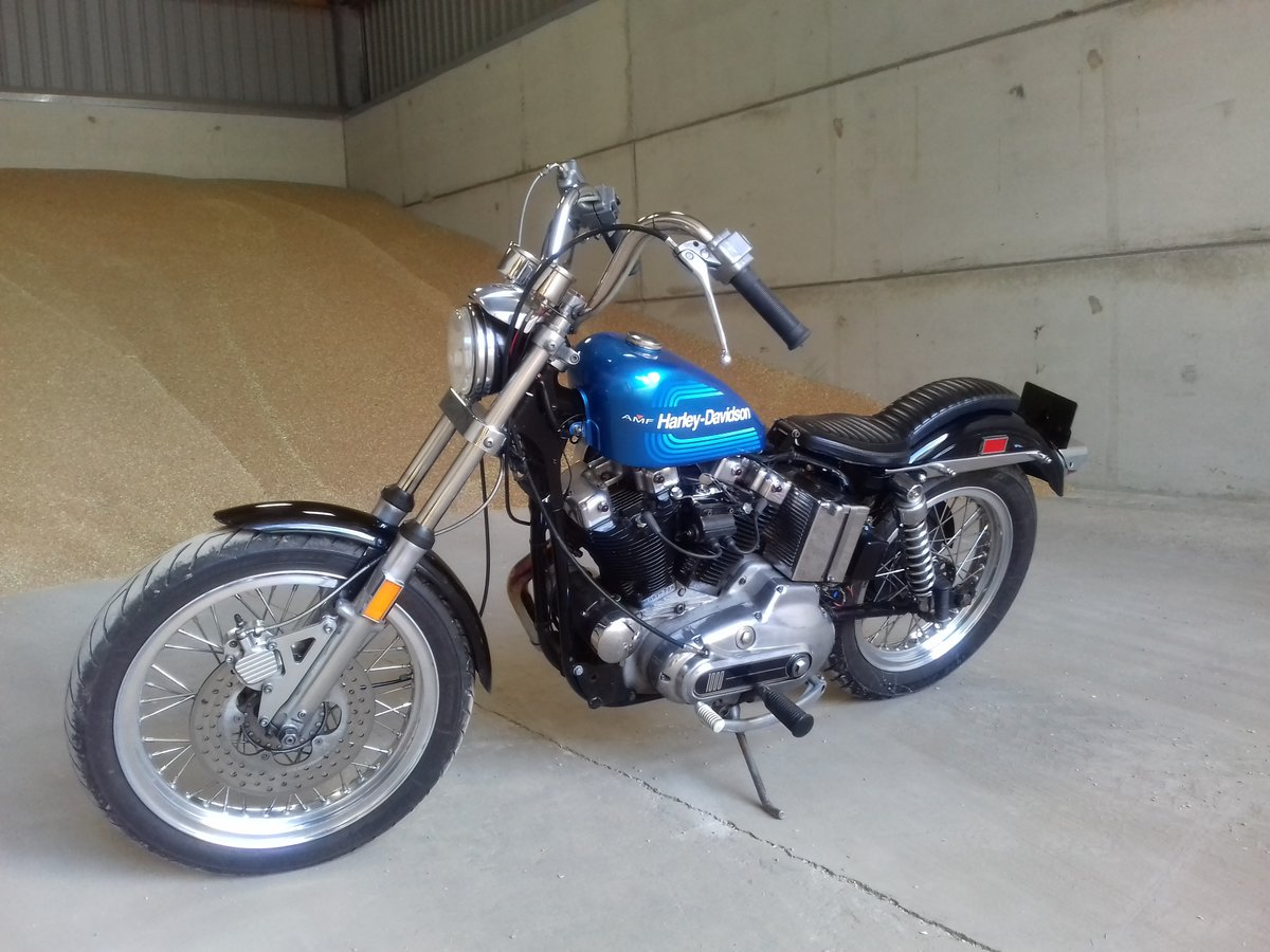 1976 Harley Davidson ironhead For Sale (picture 5 of 6)