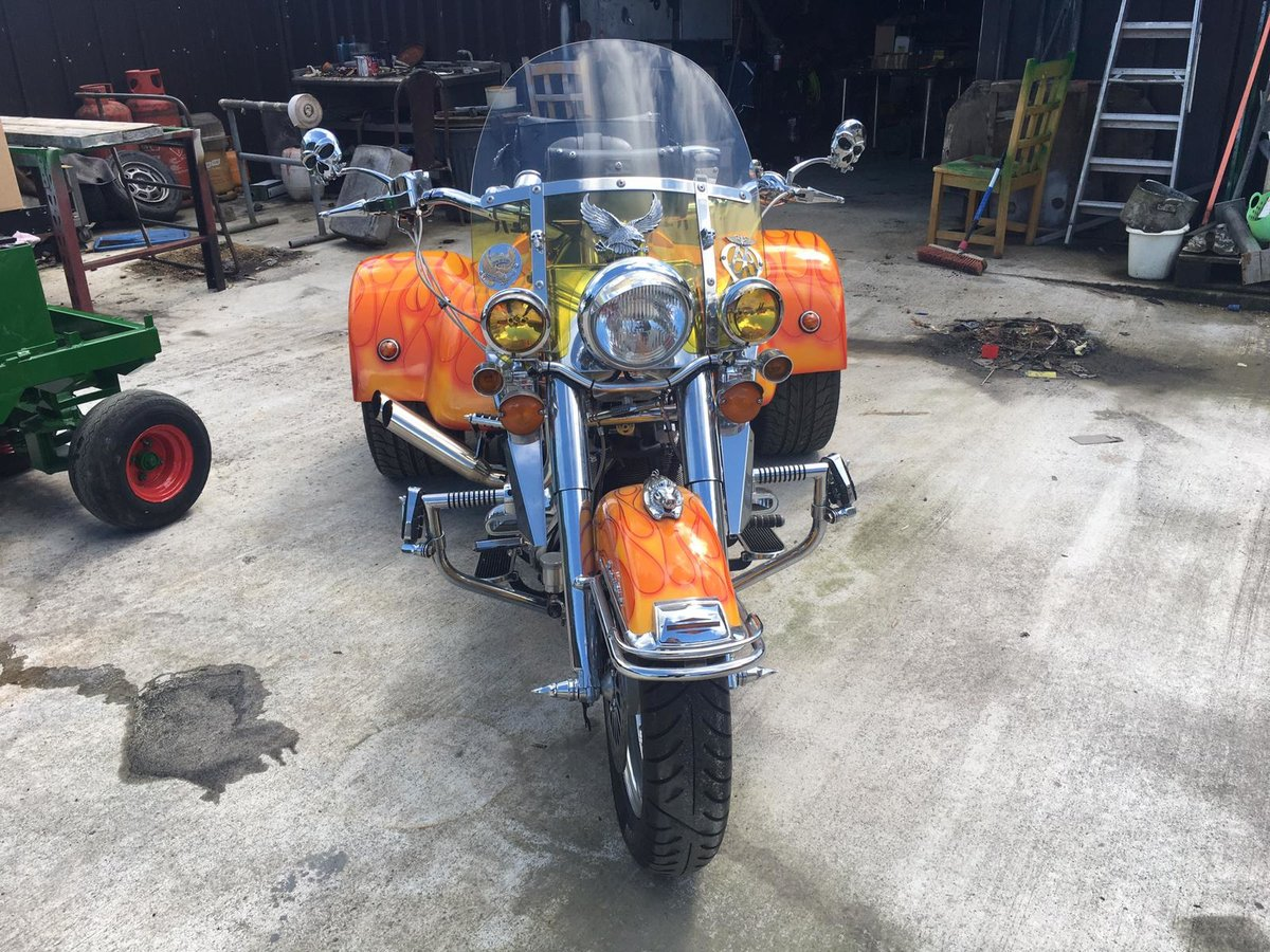 2000 Harley Davidson 1450cc Trike For Sale (picture 5 of 5)