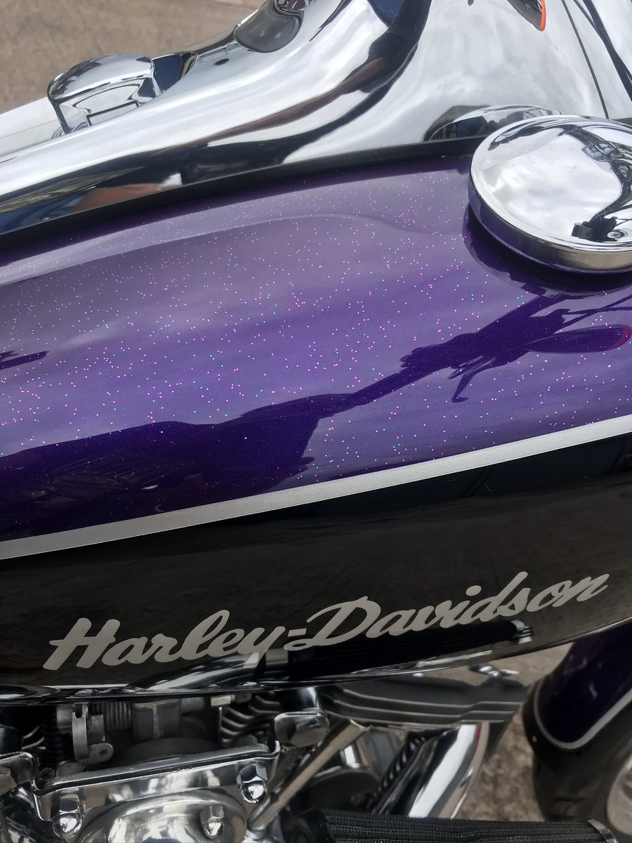 2002 Softail duece Customized For Sale (picture 4 of 6)