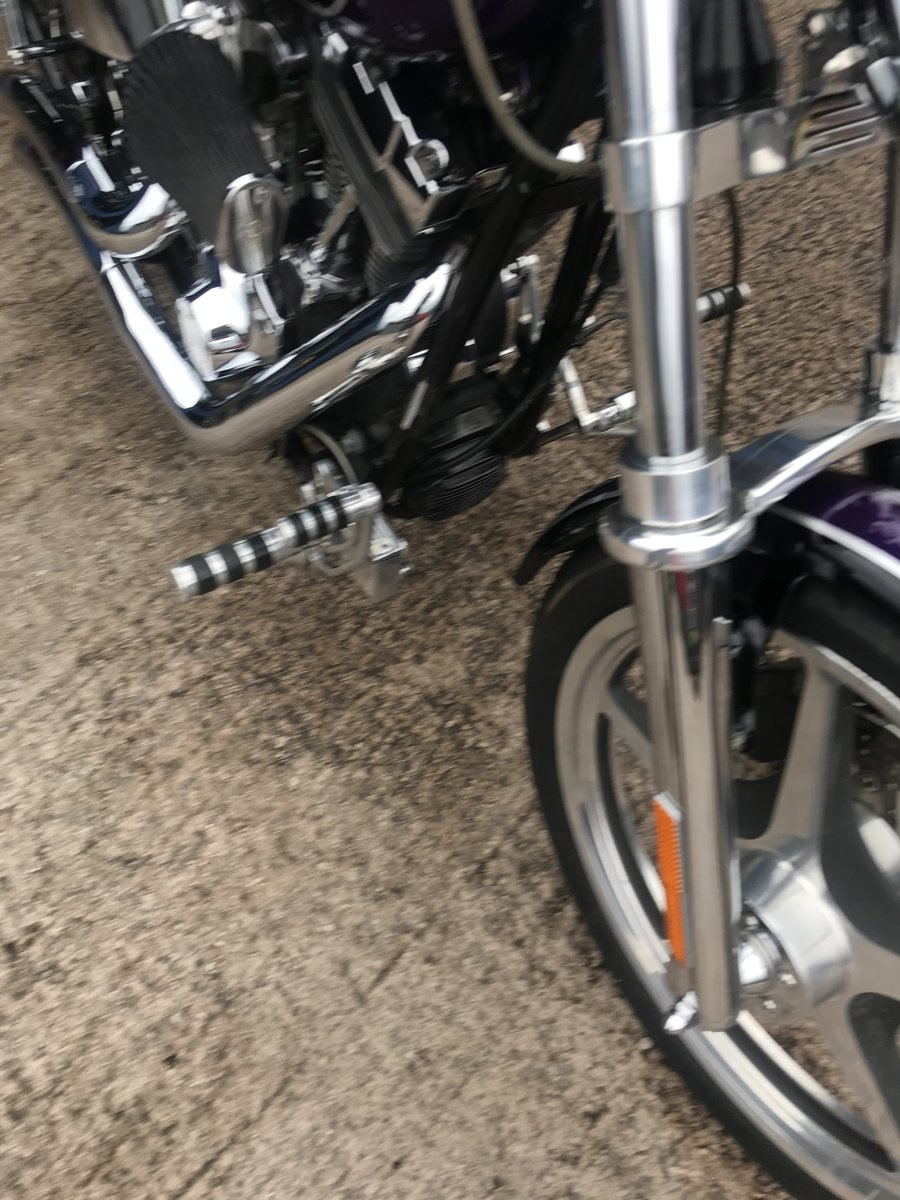 2002 Softail duece Customized For Sale (picture 6 of 6)