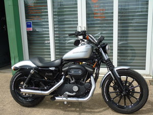 Harley-Davidson XL 883 N Iron, Part Exchange Welcome