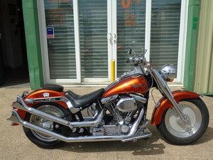 1999 Harley-Davidson FLSTF 1340cc Evo Fat Boy Custom 1 Off