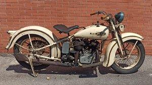 Harley davidson survivor 1936