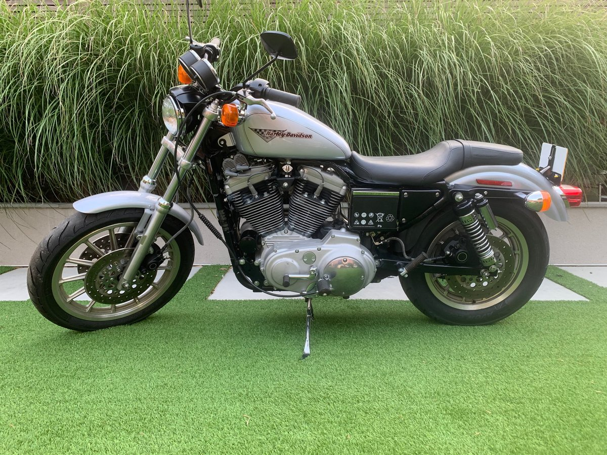 1999 *NOW SOLD* Harley Davidson Sportster Sport XL1200 For Sale (picture 1 of 6)