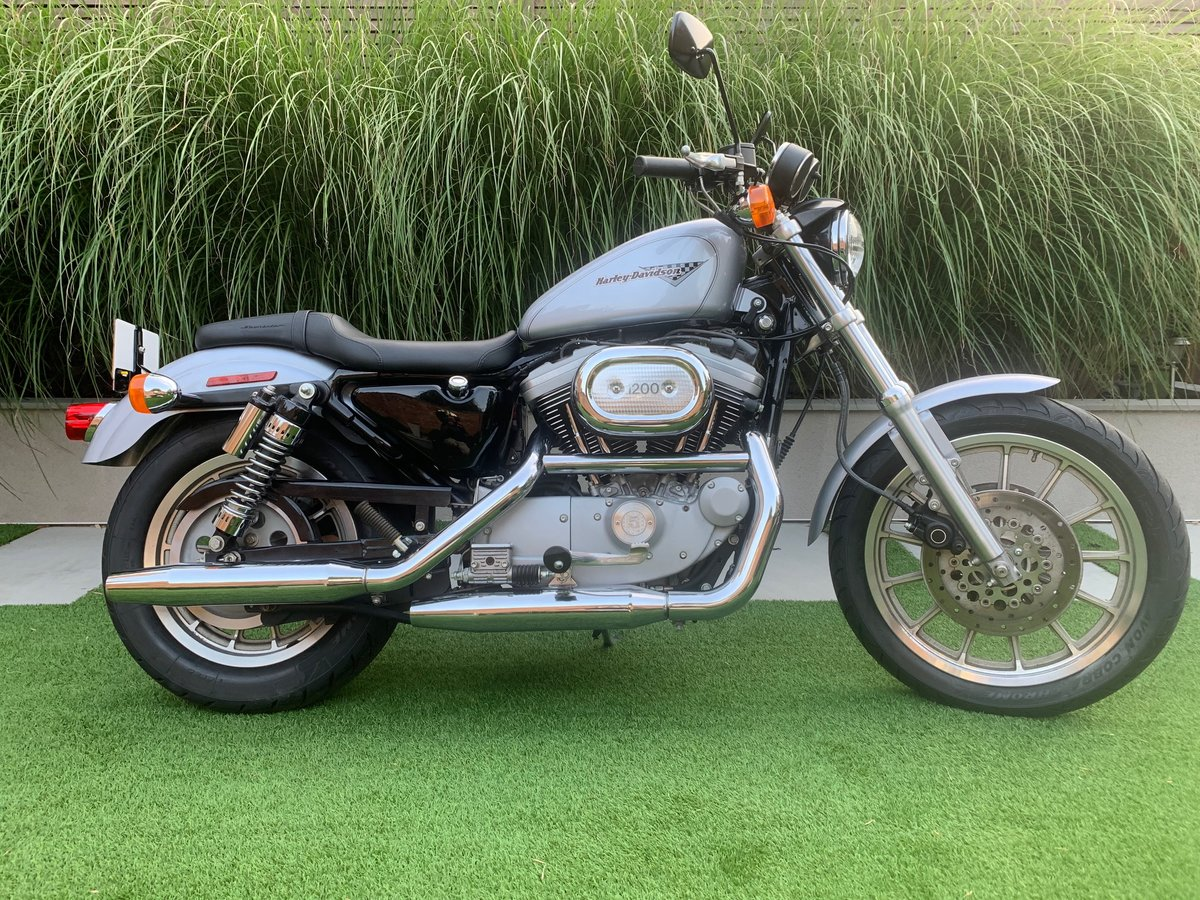 1999 *NOW SOLD* Harley Davidson Sportster Sport XL1200 For Sale (picture 2 of 6)