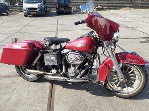 Harley davidson FLH electra glide 1978