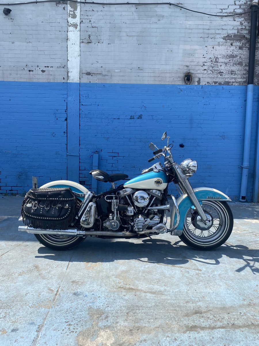1958 Duo Glide Panhead For Sale (picture 1 of 4)