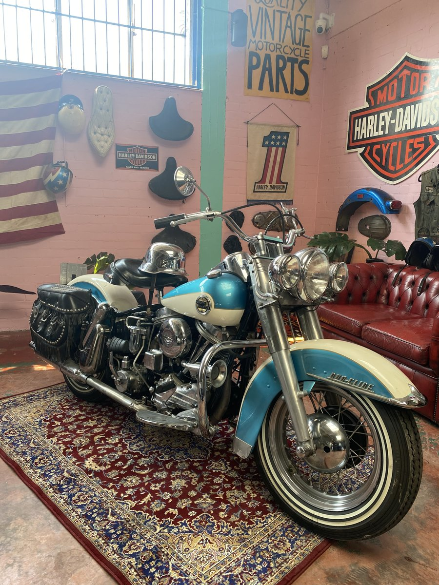 1958 Duo Glide Panhead For Sale (picture 4 of 4)